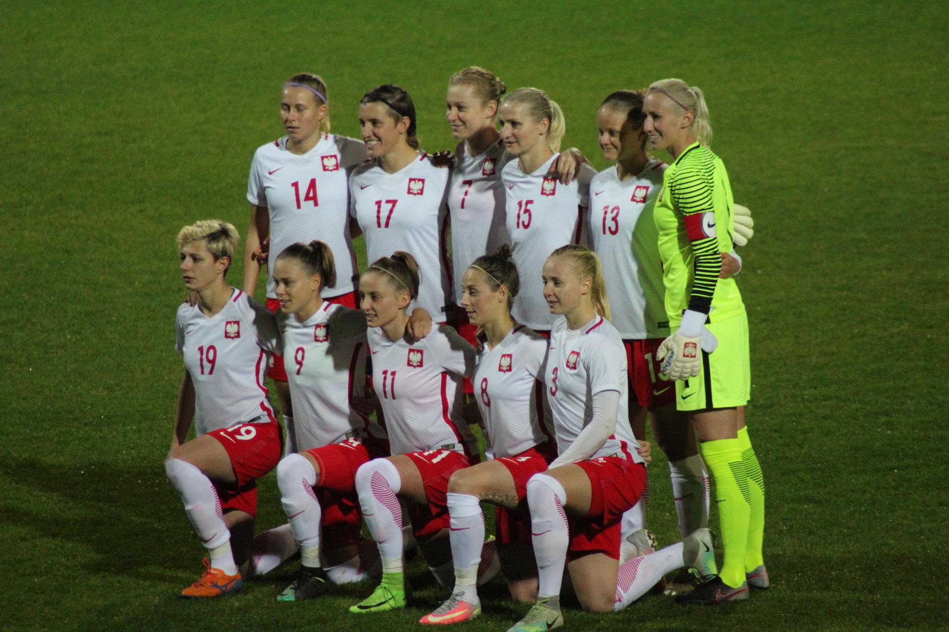 047e79831 Reprezentacja Polski w Piłce Nożnej Kobiet, zakończyła zgrupowanie w ...