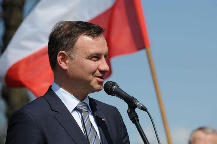 Andrzej Duda - Prezydent